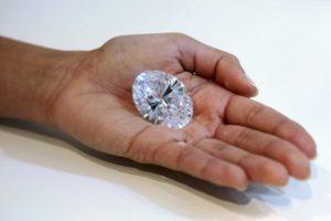 Viên kim cương không tên