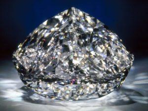 Viên kim cương trắng De Beers Centenary