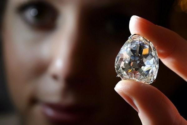 Viên kim cương Sancy