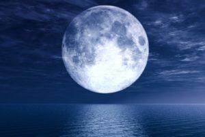 đá mặt trăng mùa trăng tròn