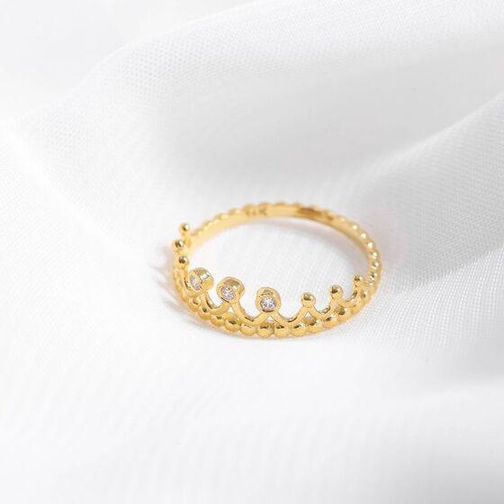 Trang sức vàng tô thêm vẻ đẹp quý phái